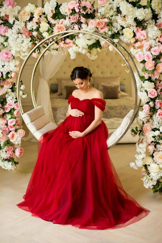 Suknie dla Kobiet w ciąży