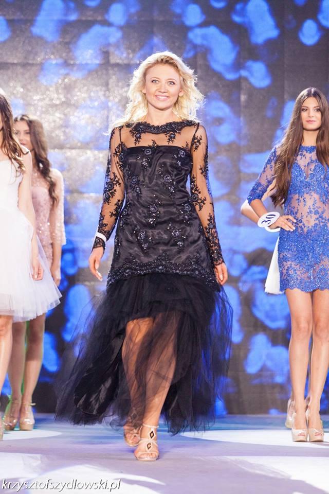 Koronkowa suknia dla eleganckich Pań