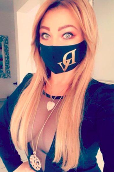 DeVu double-layer mask – Black